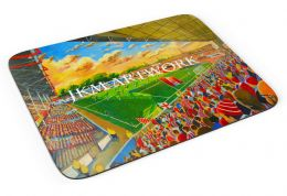 the dell Premium Quality Mouse mat